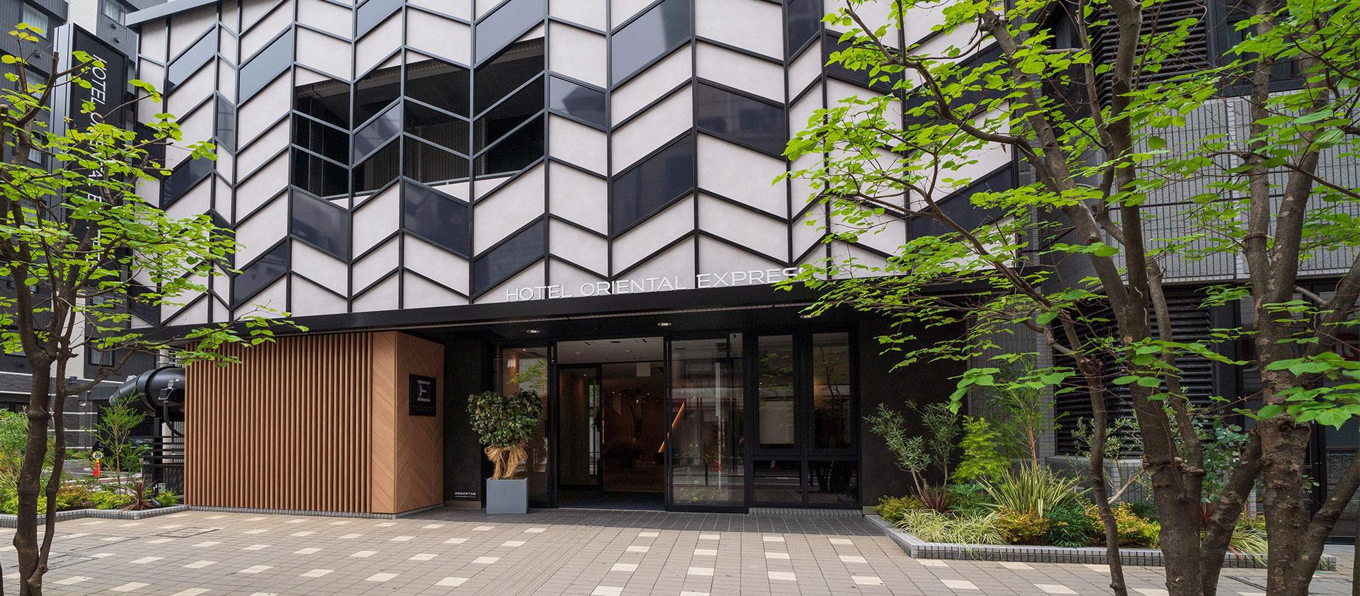 ホテル オリエンタル エクスプレス 福岡天神